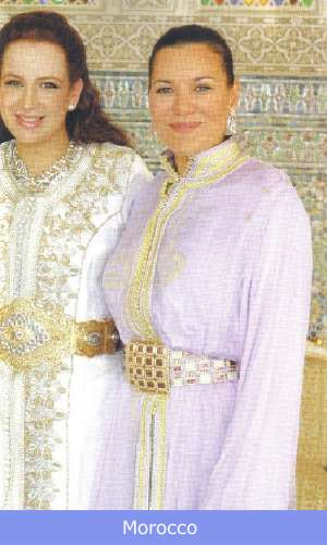 Arab Folklore Dresses